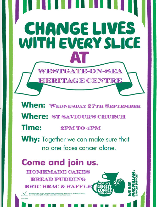 Change Lives With Every Slice At The Heritage Centre