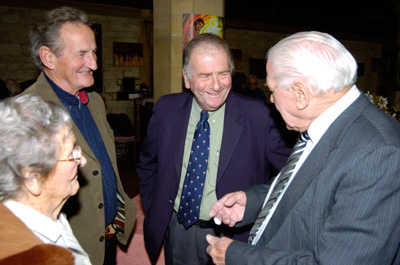 MP for Thanet North, Roger Gale at the opening of the 2008 Westgate Heritage Centre